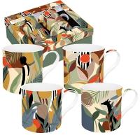 Set di tazze 300ml - Coffee Mania - KILI