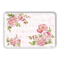 tray - Floral Damask