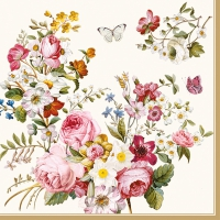 Servilletas 33x33 cm - Blooming Opulence