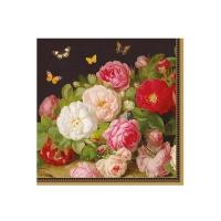 Napkins 33x33 cm - Victorian Garden