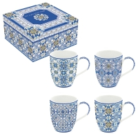 Porcelain Cup - Mailolica