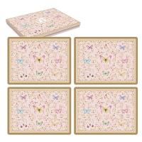 Cork placemats - Majestic Butterflies