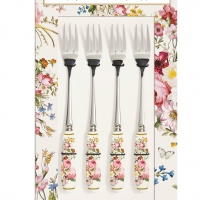 Cake forks - Blooming Opulence