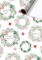 Wrapping paper coated - Bertha
