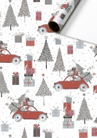Wrapping paper coated - Xander