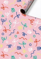 Wrapping paper coated - Yolli