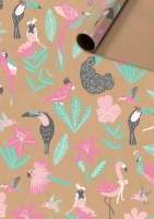 Wrapping paper coated - Kaena