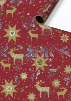 Wrapping paper coated - Hermann