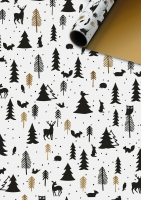 Wrapping paper coated - Albin