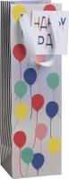 Gift bag 11x10,5x36 cm - Lotte