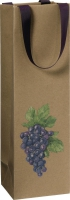 Gift bag 11x10,5x36 cm - Amara