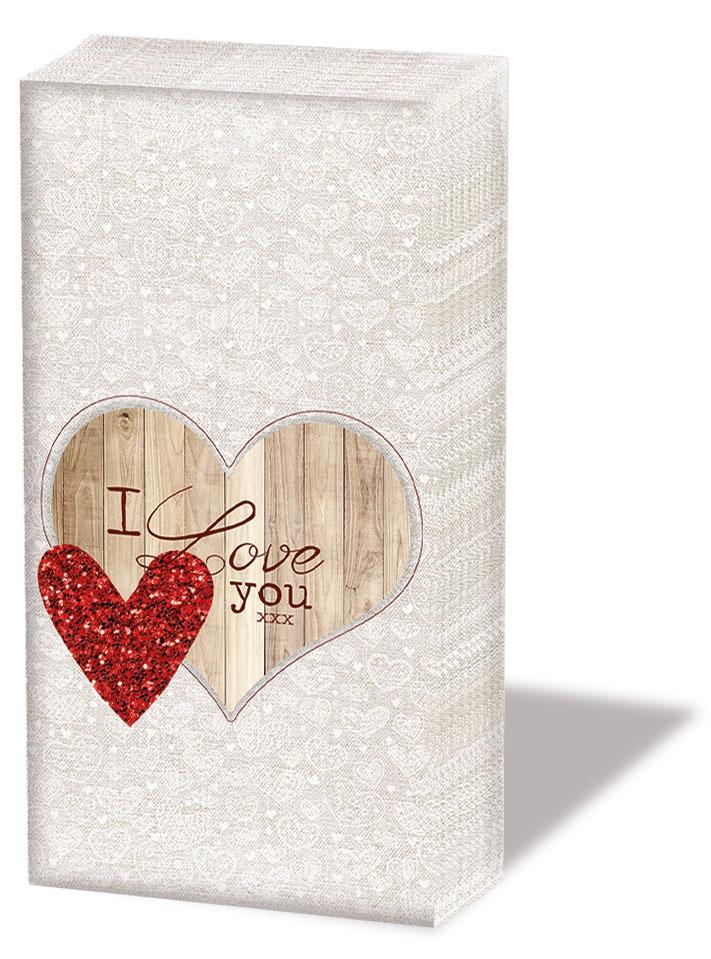 Handkerchiefs - I Love You