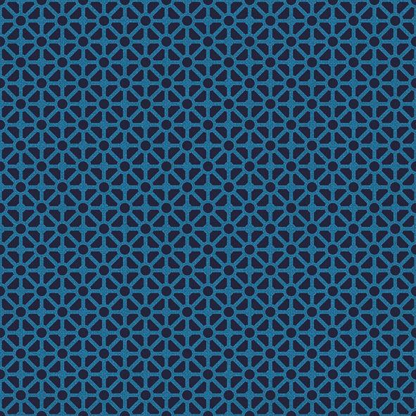 Napkins 33x33 cm - Vinci Blue