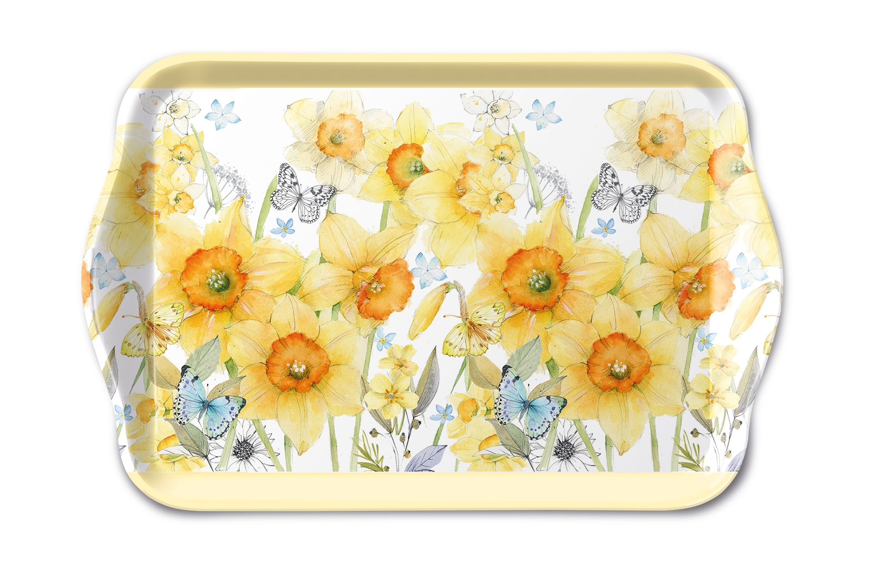 tray - Classic Daffodils
