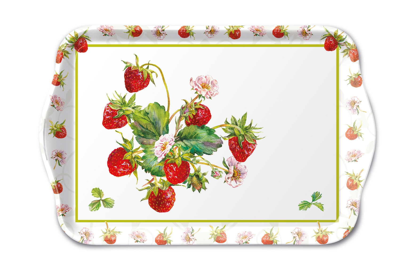 tray - Fresh Strawberries
