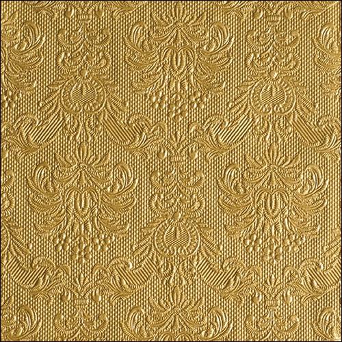 Napkins 40x40 cm - Elegance Gold