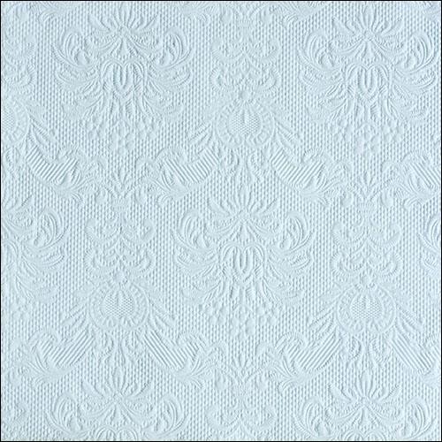 Napkins 40x40 cm - Elegance Light Blue
