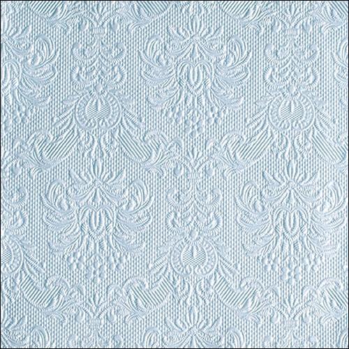 Napkins 40x40 cm - Elegance Pearl Blue