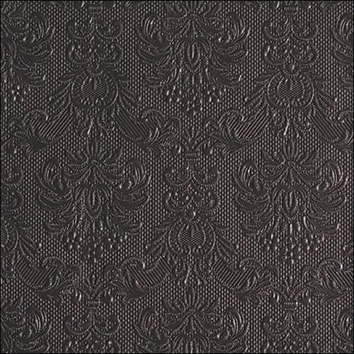 Napkins 40x40 cm - Elegance Dark Grey