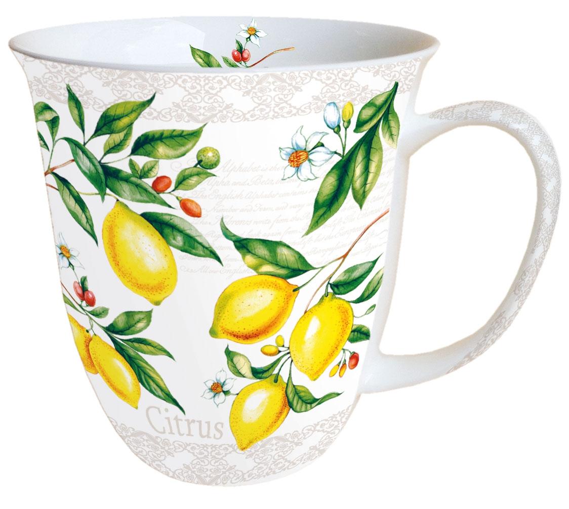 Puchar Porcelany - Citrus