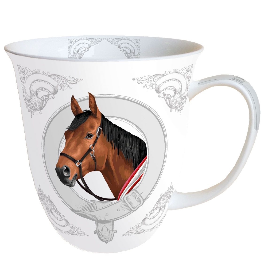 Puchar Porcelany - Classic Horse