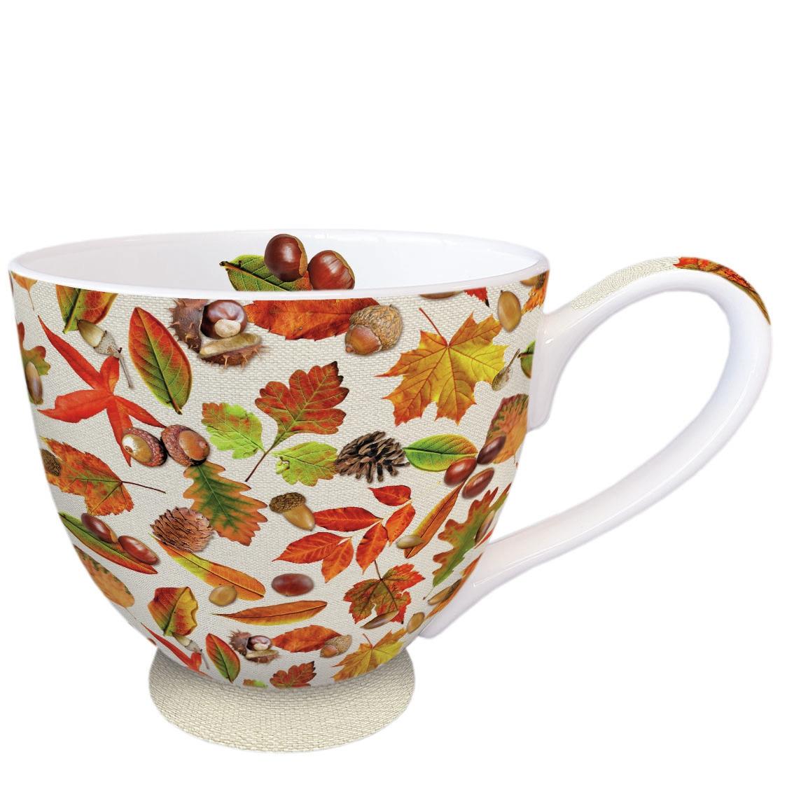 Tazza di porcellana -  Autumn Festival