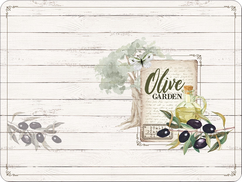 tovagliette - Olive Garden