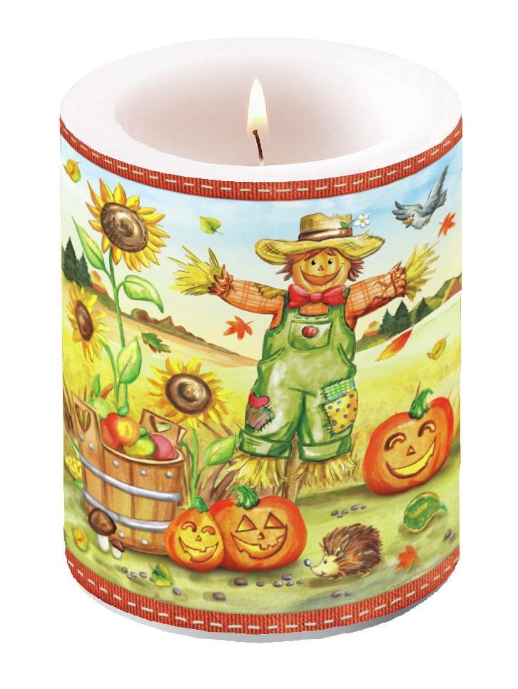 Dekorkerze - Scarecrow
