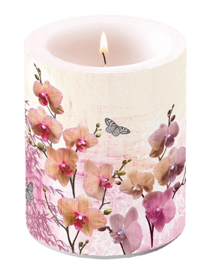 decorative candle - Orchids Orient