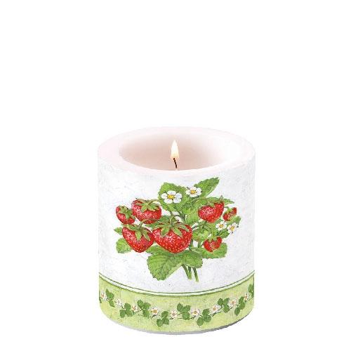 Decorative candle small - Season Fruit