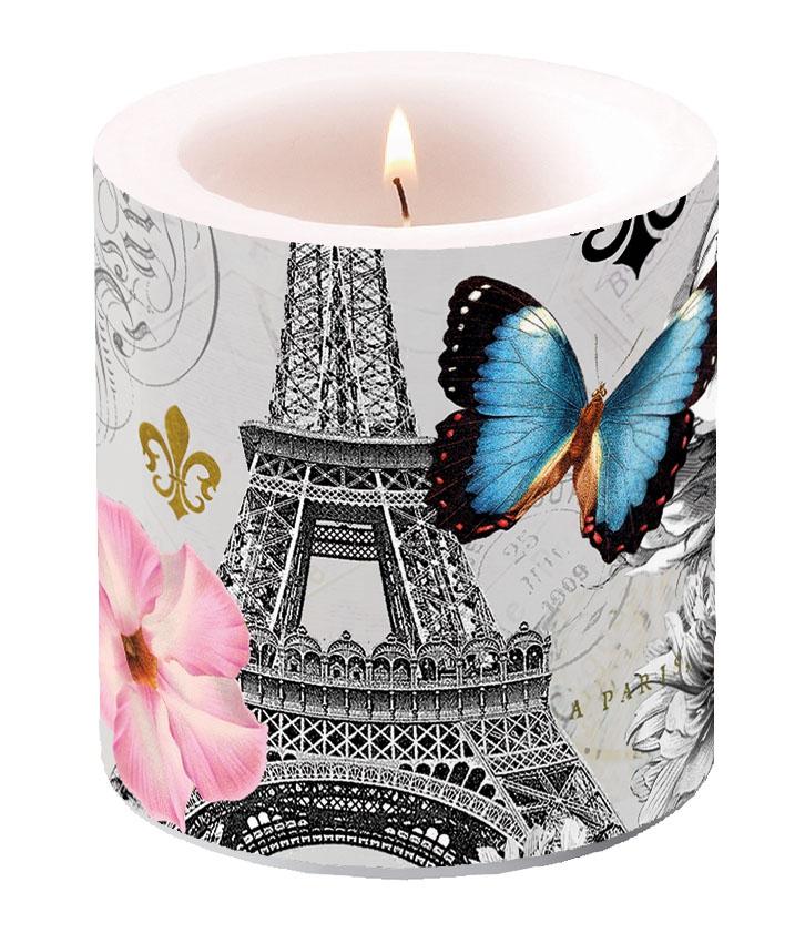 Decorative candle small - Ici Paris