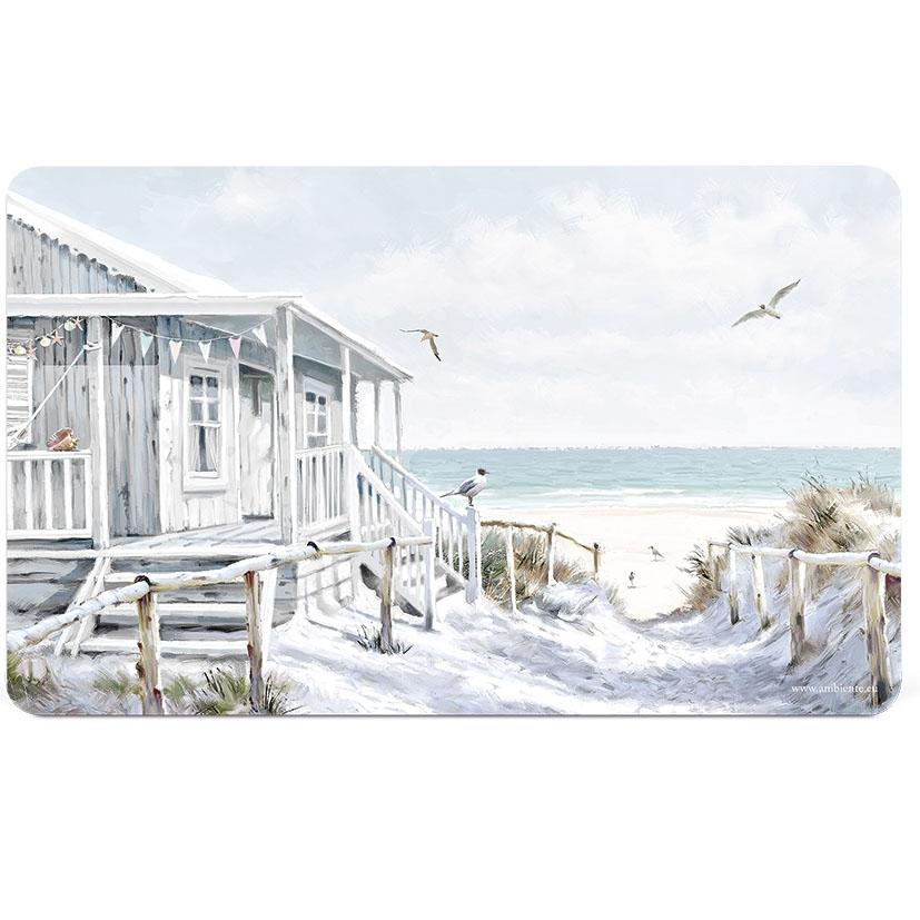 tacka śniadaniowa - Beach Cabin