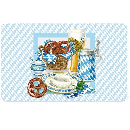 breakfast tray - White Sausage
