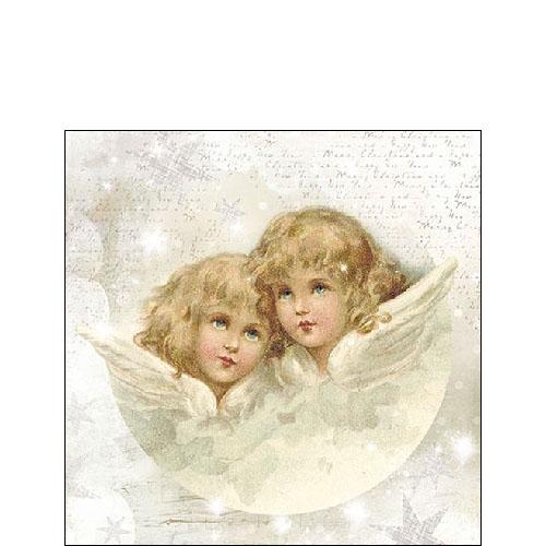 Serwetki 25x25 cm - Angels