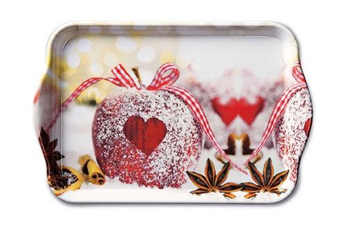 tray - Heart On Apple