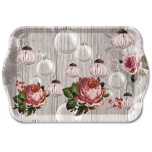 tray - Roses And Baubles