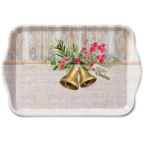 tray - Christmas Bells