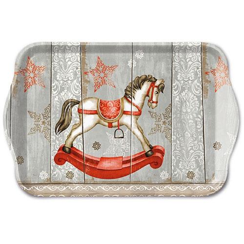 tray - Rocking Horse