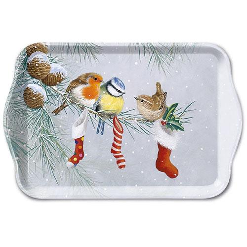 Tablett - Christmas Socks