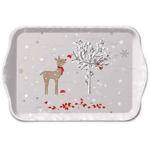 Tablett - Sniffing Deer