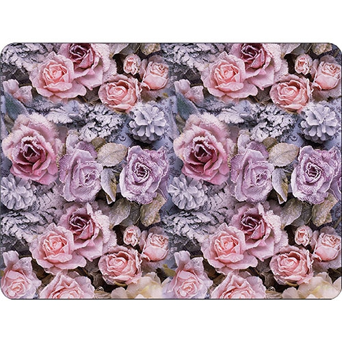 placemats - Winter Roses