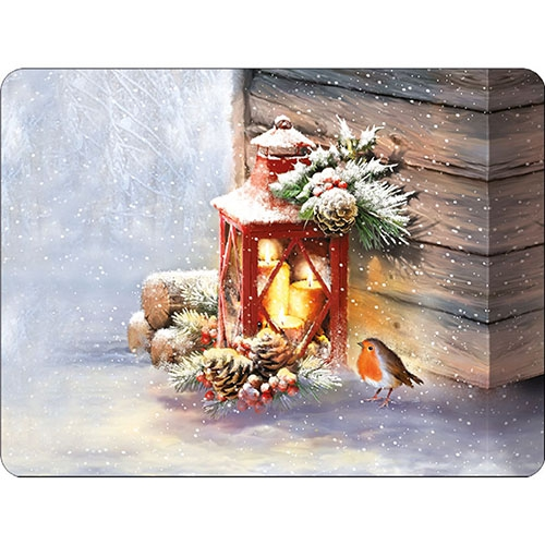 placemats - Robin By Lantern