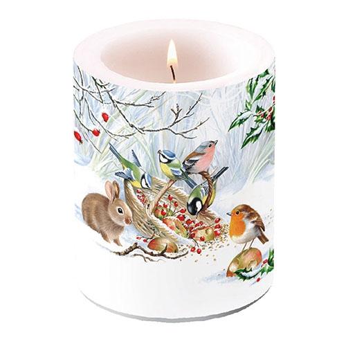 bougie décorative - Winter Treat