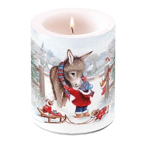 świeca dekoracyjna - Keeping Warm