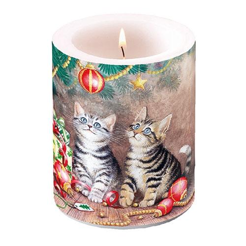 świeca dekoracyjna - Magic Of Christmas