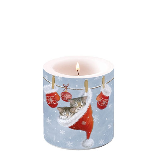 Decorative candle small - Just Sleepy