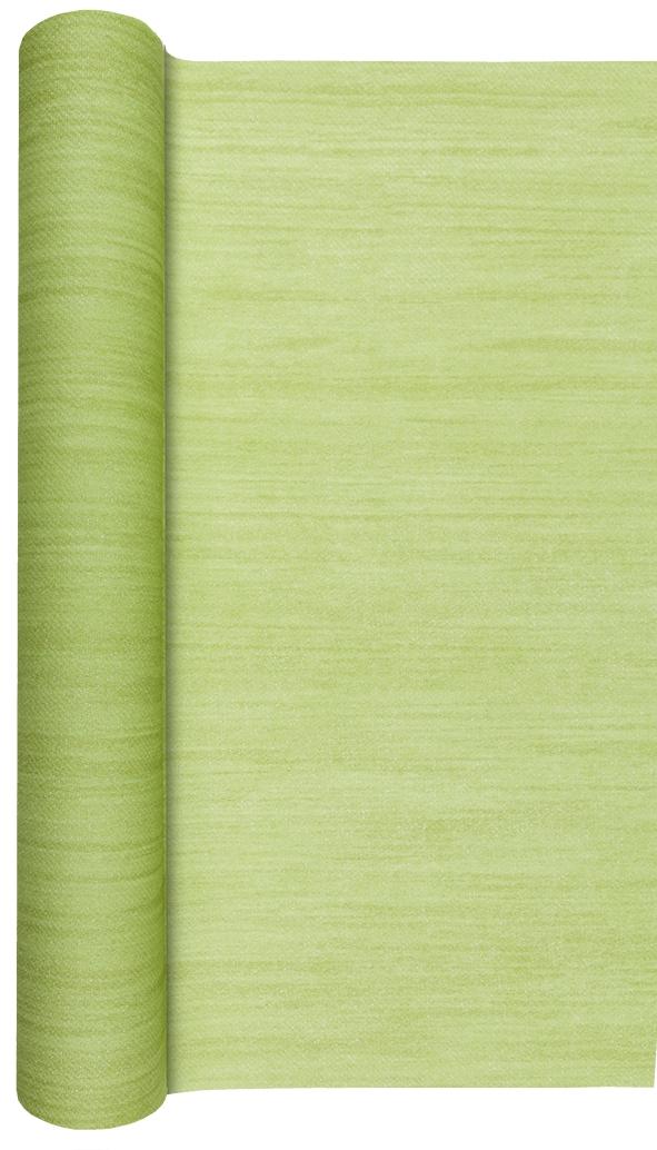 Tablerunners - Struktur moss green