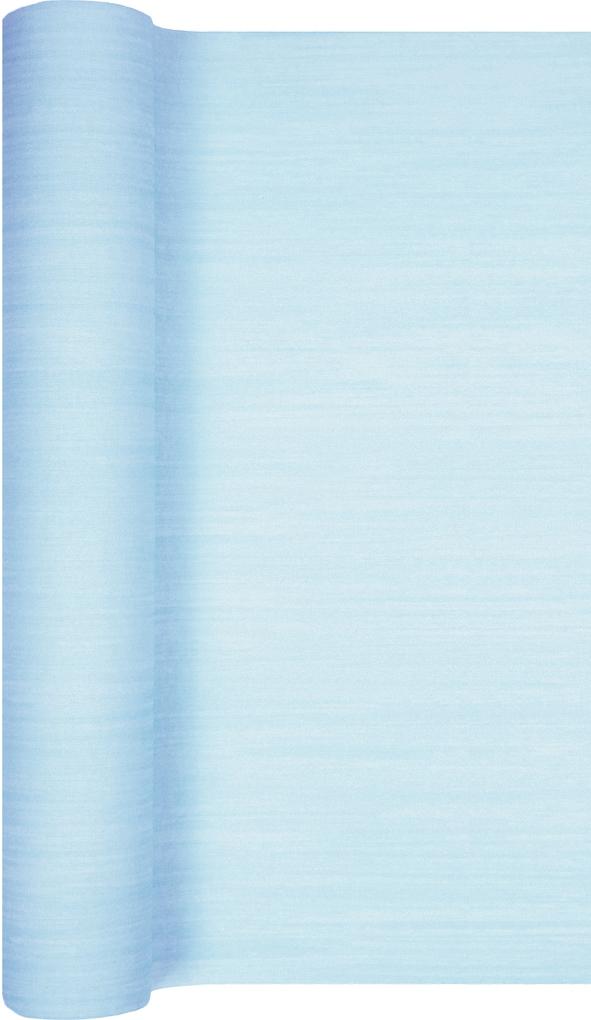 Tablerunners - TL Struktur hellblau