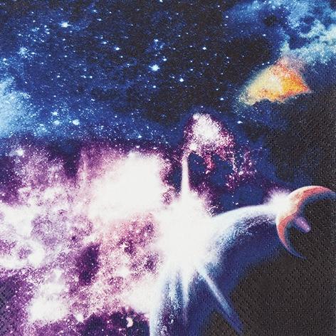 Napkins 33x33 cm - Galaxy