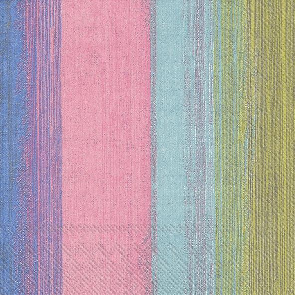 Servilletas 25x25 cm - SARINA pink